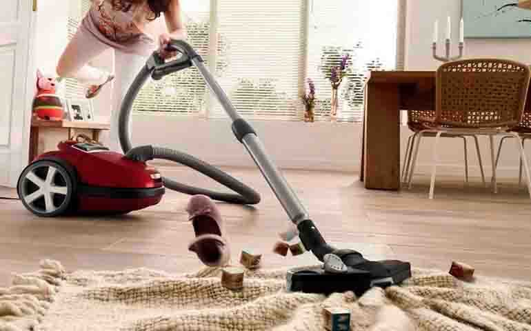 vacuum cleaner usage tips